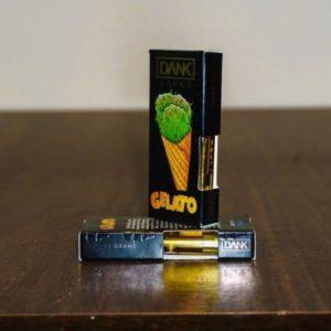 Buy Gelato Dank Vapes Cartridges